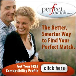 Get Your Free Profile at Perfectmatch.com