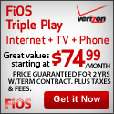 Verizon Wireless FiOS Triple Play