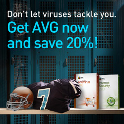 Save 20% on Internet Security with our Exclusive Super Bowl Deal
