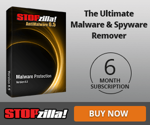 Affiliate Exclusive Product! Get Protected with STOPzilla AntiMalware 6-month Subscription for $12.9