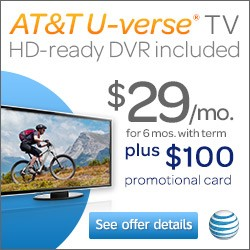 22 State Static Uverse DVR - Generic