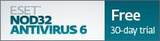 ESET NOD32 Antivirus Trial