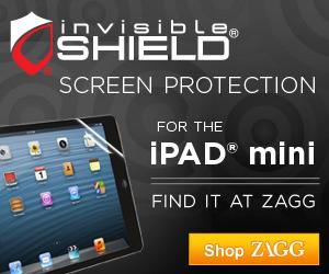 ZAGG for Apple iPad mini