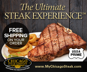 The Ultimate Steak Experience: Free Shipping