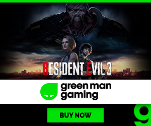 Pre-Purchase Resident Evil 3 for PC at Green Man Gaming