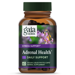 Adrenal Health Product Rendering