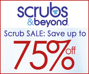 Scrubs & Beyond Coupon Code - Scrubs up to 75% off!