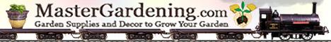 MasterGardening.com Full Banner