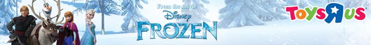 728x90_Disney Frozen (Shazam)