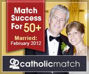 CatholicMatch.com - Senior Success