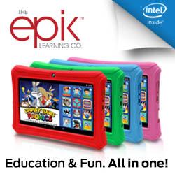 EPIK Learning Tab