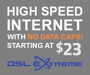 DSLExtreme high speed internet
