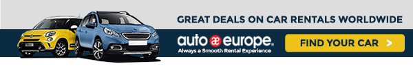 Great Auto Europe Car Rentals deals