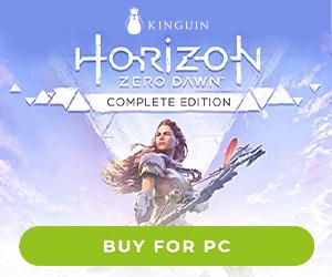 KINGUIN - Get Horizon Zero Dawn cheaper! 8% code: DEAL8 – 300×250