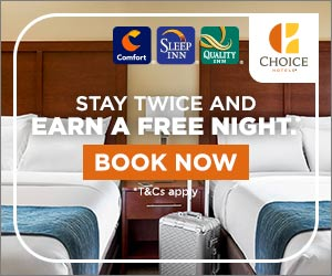 choice privileges free night