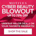 Motives Cosmetics - Black Friday & Cyber Monday Sale! Save up to 70% Off.