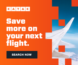 Kayak - Save More on Your Next Flight