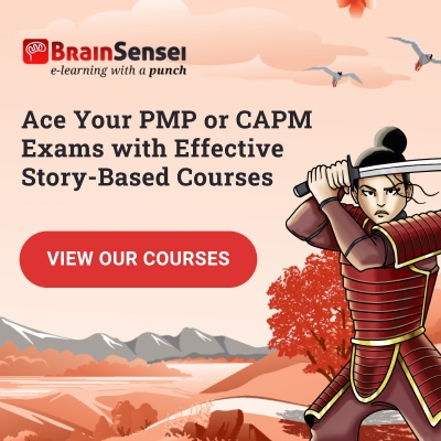 Brain Sensei - ace your PMP and CAPM exams