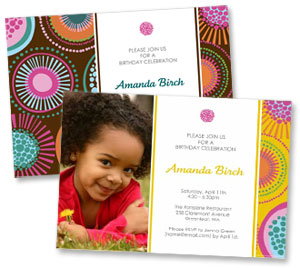 FREE Summer Invitation design.
