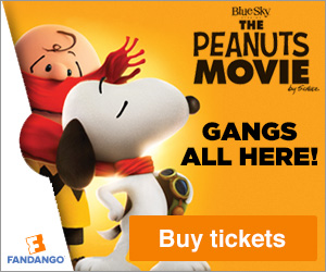 Peanuts Tickets