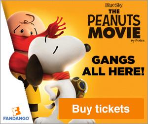 Peanuts Tickets - Get them on Fandango!