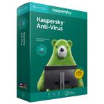 Denmark - Kaspersky Anti Virus