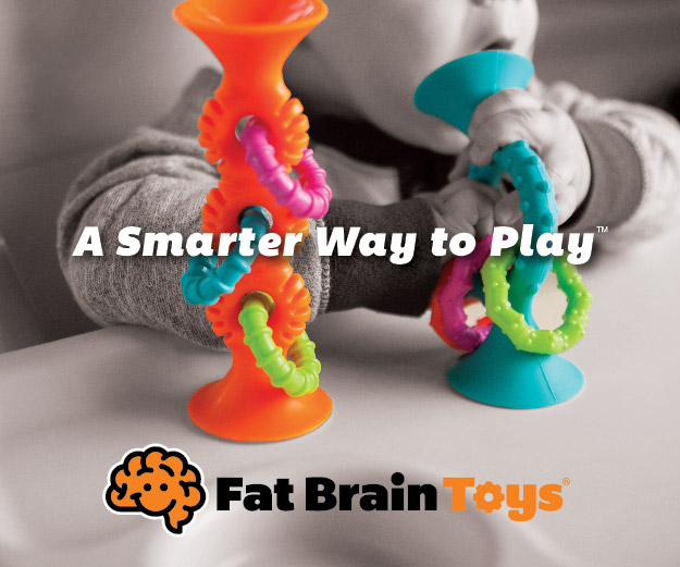 Fat Brain Toys - A Smarter Way to Play