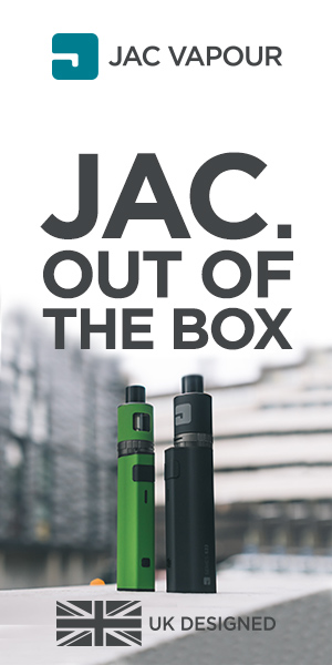 Jac Vapour SERIES-S22 Conquer your everyday