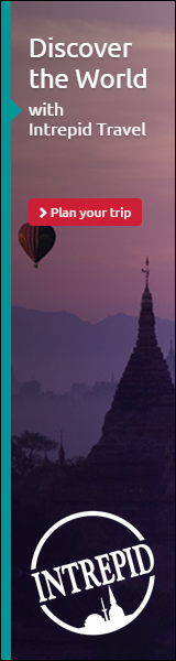 Discover Myanmar with Intrepid Travel