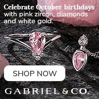 Celebrate October Birthdays Birthstone Fine Jewelry Banner 200 x 200