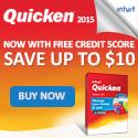 Quicken 2015 Money Management - $10 Off_125x125