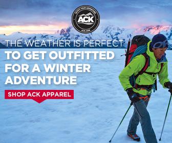 Shop trekking gear at ACK!