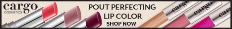 Cargo Cosmetics Lip Color