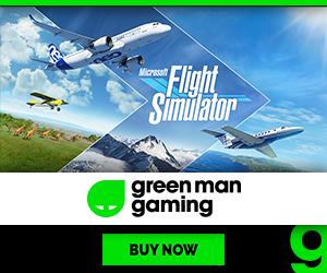 Pre-Purchase Microsoft Flight Simulator for PC at Green Man Gaming