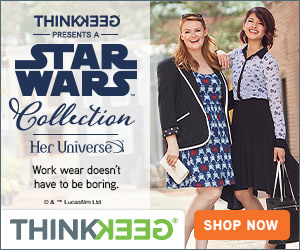 Star Wars Her Universe Collection at ThinkGeek