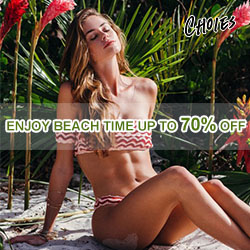 CHIC and SEXY SWIMWEAR Invitation for Beach Bunny! MID-SEASON HOT SALE in full swing: UP TO 70% OFF!