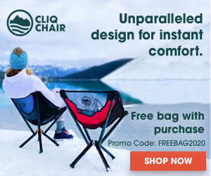 CLIQ CHAIR - Free bag with purchase of two or more chairs!