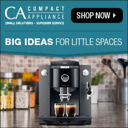 compact appliance small spaces