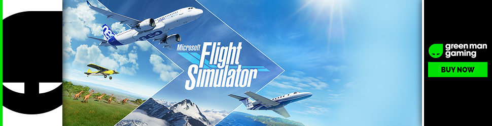 Buy Microsoft Flight Simulator for PC at Green Man Gaming