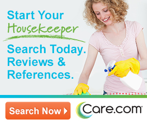Find a housekeeper at Care.com!