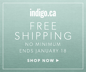 Free Shipping, No Minimum (ends Jan 18)