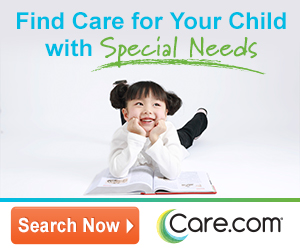 Find care for your special needs child at Care.com