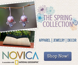 NOVICA Valentine's Day Collection