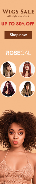 Wigs Sale Up To 80% OFF