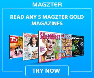 Magzter GOLD Lite - 300x250 - UK