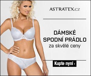 Astratex.cz - Dámské spodní prádlo za skvělé ceny