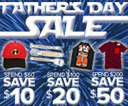 FanShop - Father's Day Sale