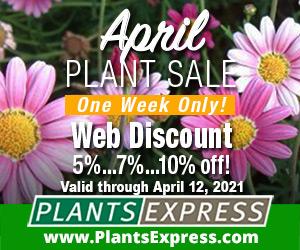 Image for April Plant Sale 2021