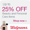 Buy One Get One 50% Off Beauty and Personal Care Items