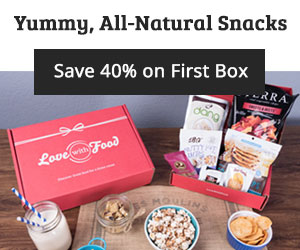 300x250 Get 40% Off on First Box